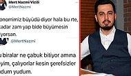Balıkesir AKP Gençlik Kolları Başkanı Mert Nazmi Vizili'nin AKP'yi Eleştirdiği Küfürlü Tweetleri Ortaya Çıktı