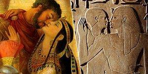 Kleopatra'nın Vibratörü ve Nil Nehri'ne Karşı Toplu Mastürbasyon Işığında Antik Mısır'da Cinsellik