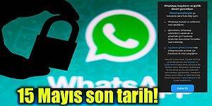 Geri Adım Atmıyor! WhatsApp Sözleşmeyi Kabul Etmeyen Kullanıcıları Neler Beklediğini Açıkladı