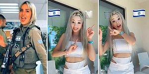 TikToker Özgür Balakar, İsrail'e Video ile Tepki Gösterdi: İsrail Yerine Tuvalet Kağıdı ve Çöp Kovası Seçti