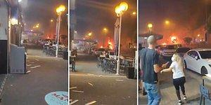 Hamas, Tel Aviv'e 100'den Fazla Roket Fırlattı İddiası: Demir Kubbe Sistemini Aşan Roket Holon'a İsabet Etti