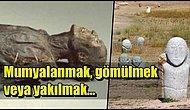 İslamiyet Öncesi Türklerde Ölülere Ne yapılıyordu?