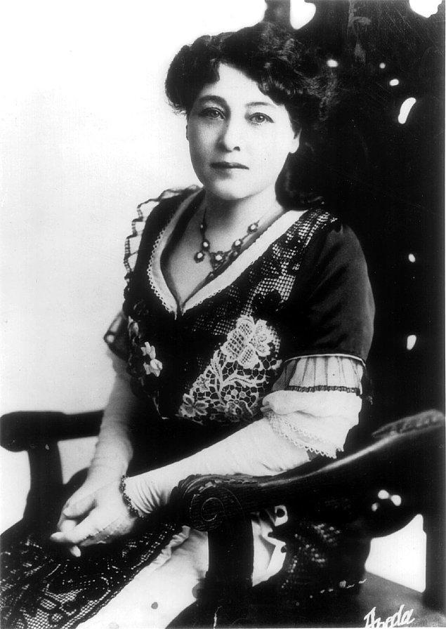Alice, kurmaca filmlerin ilk yönetmeni oldu.