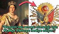 Osmanlı Devlet Armasının Kraliçe Viktorya'nın Emriyle 1857'de Tasarlandığını Muhtemelen Bilmiyordunuz