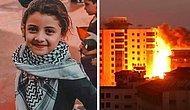 Günün İç Acıtan Fotoğrafı! İsrail'in Saldırılarında Hayatını Kaybeden Filistinli Küçük Kız