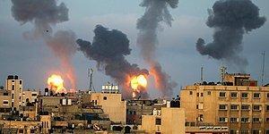 İsrail Saldırılarında Hayatını Kaybeden Filistinli Sayısı 43'e Yaralı Sayısı 296'ya Yükseldi