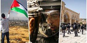 Kudüs'te Yaşanan Olaylarla İlgili Bilinmesi Gereken Temel Noktaları Paylaşan Instagram Kullanıcısı