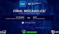 Beklenen An Geldi Çattı: Intel University Esports Turkey'de Final Heyecanı!