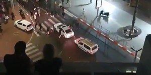 İsrailliler Bat Yam'da Arapların Dükkanlarına ve Arabalarına Saldırmaya Başladılar!