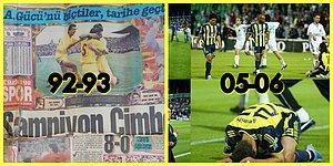 Süper Lig Tarihinde Son Haftaya Birden Fazla Takımın Şampiyonluk Hesabıyla Girdiği Yıllarda Yaşananlar