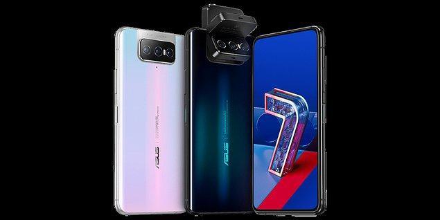 ZenFone 8 modeli; 5.92 inç Full HD+ 120 Hz Amoled ekrana sahip. ZenFone 8 Flip modeli ise; 6.67 inç Full HD+ 90 Hz Amoled ekran özelliklerine sahip.