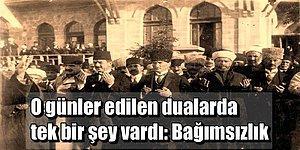 Ömrünü Türk Halkına Adayan Atatürk, Cumhuriyet'in İlanından Önce Ramazan Bayramlarını Nasıl Geçirmişti?