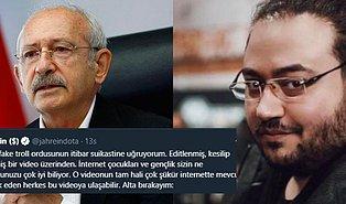 Kılıçdaroğlu ile Yayın Yapacak Jahrein, Twitter'da Troller Tarafından İtibar Suikastine Uğradığını Açıkladı!