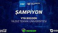 Intel University Esports Turkey Şampiyonu YTU DOGDOK!