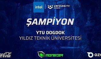Intel University Esports Turkey Şampiyonu YTU DOGDOK!