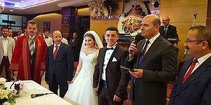HalkTV: 'Soylu, Peker'in İşaret Ettiği Akrabanın Nikâh Şahidi Çıktı'