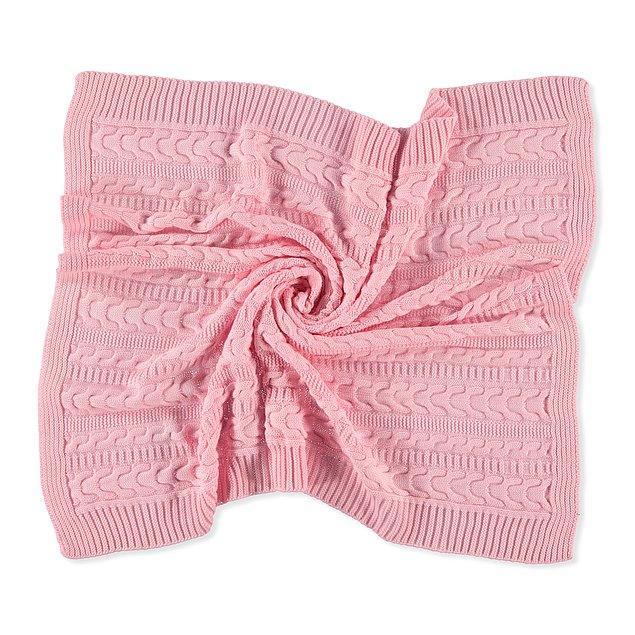 6. Battaniyenin yumuşaklığı fotoğraftan bile belli oluyor.