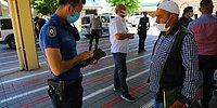 Adana'da 'Korsan Hoca' Denetimi: Hoca Gibi Giyinip Yasağı İhlal Eden Kişilere Polis, 'Fatiha' Oku Dedi