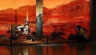 Çin'in Keşif Aracı 'Zhurong' Kızıl Gezegen'e İniş Yaptı