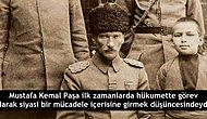 Mustafa Kemal Paşa'nın Samsun'a Çıkmadan Önce İstanbul'da Geçirdiği 6 Ay