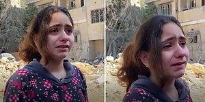 10 Yaşındaki Filistinli Çocuk: 'Çocukların Üzerine Neden Füze Atıyorsunuz? Bu Haksızlık'