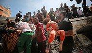 İsrail'in Gazze Saldırılarında 52'si Çocuk 181 Kişi Hayatını Kaybetti