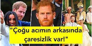 Prens Harry'nin Son Röportajından Kraliyet Ailesi ve Hayatıyla İlgili Öğrendiğimiz 16 Şaşırtıcı Şey