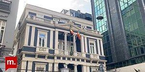Belçika Başkonsolosluğu, Onur Haftası İçin Avrupa Birliği Bayrağını İndirip Gökkuşağı Bayrağı Astı