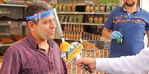Sarı Mikrofon'un Pandemi Boyunca Yaptığı 10 İlginç Röportaj: 'Korona'dan Korkmuyorum, Kelle Paça İçtim'