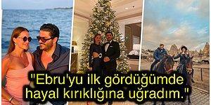 Zor Dönemlere Birlikte Göğüs Geren Ebru Şallı ve Uğur Akkuş Çiftinin Aşka Dönüşen İlginç Hikayesi