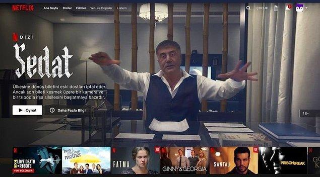 7. Tüm Türkiye'nin merakla takip ettiği belgesel Netflix'te! Da Dam!