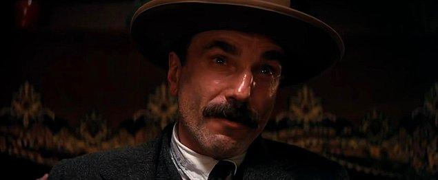 17. Daniel Plainview - There Will Be Blood (2007)