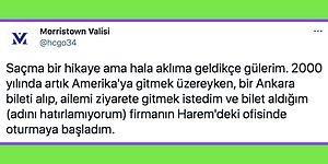 İstanbul'dan Ankara'ya Doğru Yola Çıkan Bir Kullanıcının Herkesi Gülme Krizine Sokacak Absürt Hikayesi