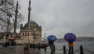 """Meteoroloji'den İstanbul'a """"Sarı"""" Uyarı"""