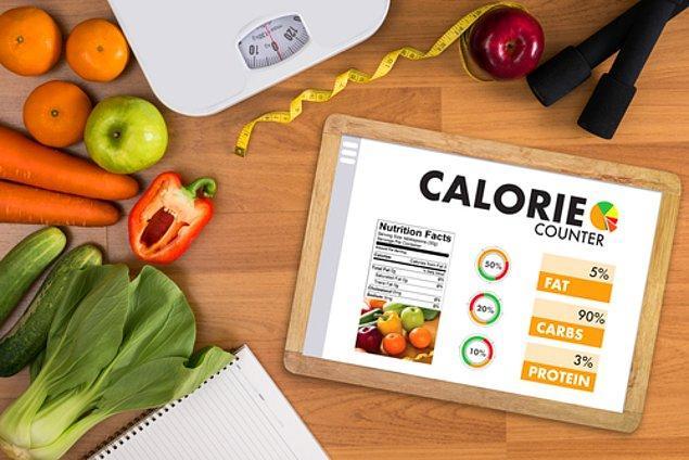 Uzmanlara göre, kalori sayarak kilo vermek kolay bir şey değil. Yediklerini takip etmek, geçici bir kilo kaybı yaşatsa da kalıcı bir çözüm olmuyor.