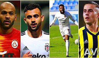 Türkiye Süper Ligi'nde Sezonun En İyi 11'ini Seçiyoruz!