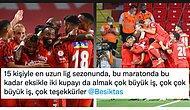 İki Kupa Tek Şampiyon! Antalyaspor'u Deviren Beşiktaş, 59. Türkiye Kupası'nın Sahibi Oldu!