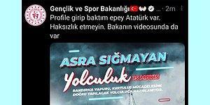Troll Hesap Yerine Gençlik ve Spor Bakanlığı Hesabından Yapılan Skandal Paylaşıma Tepki Yağdı