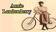 Bisikletiyle Dünya Turu Yapan İlk Kadın: Annie Londonderry