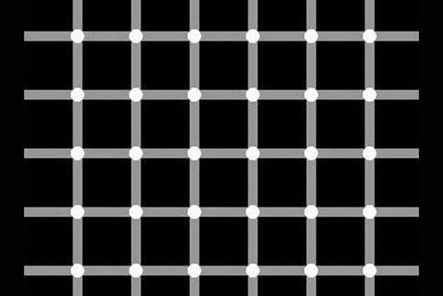 8. Son olarak görseldeki karelerin birleşim noktaları hangi renk?