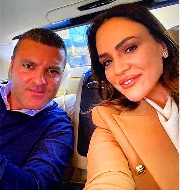 Eşi Fatoş Altınbaş'tan boşanan Emir Sarıgül'ün Buket Aydın ile başladığı olay ilişkiyi hatırlarsınız.