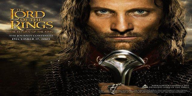 2. Yüzüklerin Efendisi: Kralın Dönüşü (The Lord of the Rings: The Return of the King)