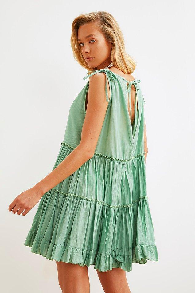 13. Plaj elbisesi giymeyi sever misiniz?
