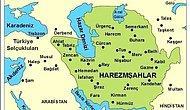 Harzemşah Devleti Tarihçesi ve Haritası... Harezmşah Devlet Ne Zaman, Nerede Kuruldu?