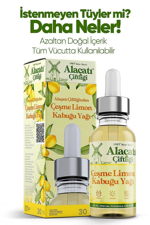 15. Tüy azaltıcı serum, üstelik vücudunuzun ve yüzünüzün her yerinde kullanıma uygun. En hassas bölgelerde bile!