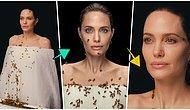 Angelina Jolie Dünya Arılar Gününde Verdiği Pozlarla Gündeme Bomba Gibi Düştü!