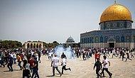 İsrail Polisinden Mescid-i Aksa'ya Yeni Saldırı: 20 Filistinli Yaralandı
