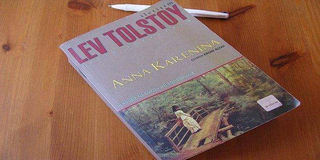4. Anna Karenina