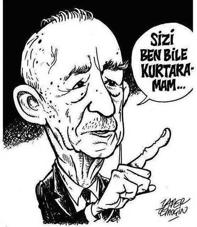 """""""(...) Ben de size açıklarım ki, mazide olduğu gibi istikbalde de uyanık bir bekçilik görevi ifa edecek olan Türk ordusu; Reich hükumeti, Cumhuriyet hükumetini tutumunu değiştirmeye..."""""""