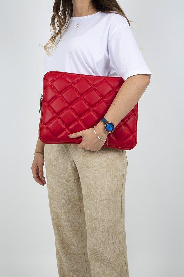 22. İş kadınları için de harika bir çanta buldum.